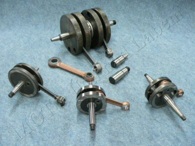 Repair crankshaft ( Jawa 634, Bizon )(060303)