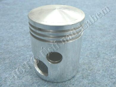 3-rings piston 59,50 Right - pin 16 , groove 2,5 ( Jawa 350 6V )  (010403)