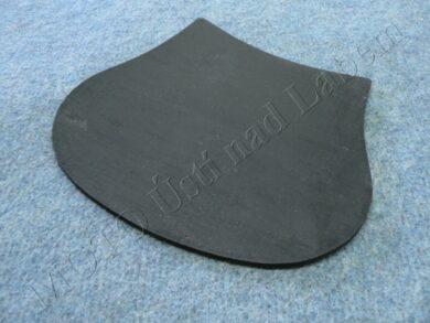 Mudflap, Fender, smooth ( UNI )(011420)