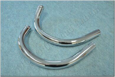 Pipe set, exhaust ( Jawa 639 )(080611)