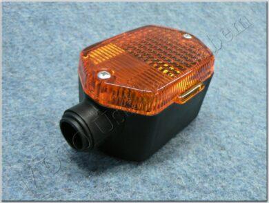 Turn signal light, square ( MZ, Simson scooter )(530002)
