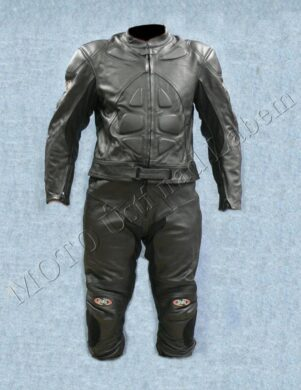 Motorcycle suit B1121, black ( BEL ) Size XXXL  (880093)