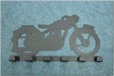 6-peg rack - Motorcycle Theme /  Jawa Perak 11,18(930804)
