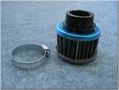 Air filter racing  D28, intake ( UNI ) cone little(990080)