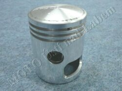 3-rings piston 59,00 Left - pin 16 , groove 2,5 ( Jawa 350 6V )