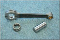 Connecting rod cpl. -- pin 15, bushing  ( Kýv,Pérák  250 )