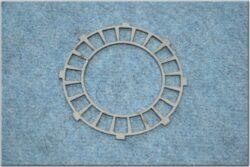Disk,  clutch basic plate for fit cork ( Panelka,634 )