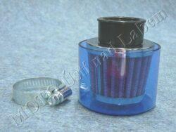 Air filter racing  D32, intake, w/ cover ( UNI,Jawa,ČZ ) cone little