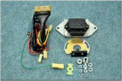 Contactless ignition kit  - 6 / 12 V( Jawa,ČZ )