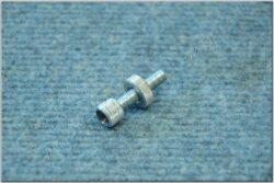 Bolt adjustment, cable M6x25 ( UNI ) nut D = 15mm