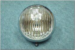 Headlight unit w/ rim ( Pérák ) /wo bulb(020365)