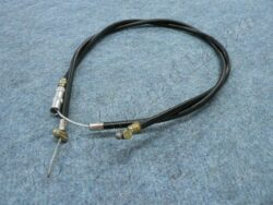 Bowden cable, Clutch w/ middle adjuster ( Jawa 634-640 )