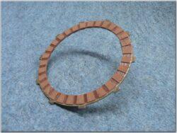 Disk, clutch friction, orig. ( Jawa 638-640 )