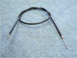 bowden plynu - šnek ( Pio 550 )