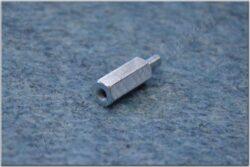 Holder - Hexagon rod, taillight ( Jawa Pionyr 05-23 )