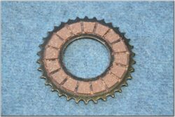 Disk, clutch friction ( Pio 21,23 )