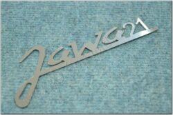 Logo JAWA 21 ( Pio 21 ) 0,5mm