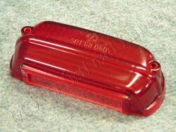 kryt zadní lampy - červený ( PAV,ČZ )