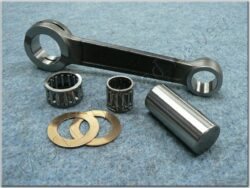 Connecting rod cpl. - pin 16, needle cage ( ČZ 476,477 ) CKR