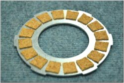 Disk, clutch friction ( ČZ 175 from 1935 )