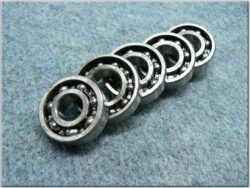 Engine bearings - set 5pcs. ( Stadion, Jawetta )