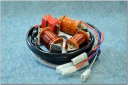 Stator cpl., power dynamo 12V, contactless ( Simson S51 )