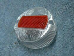 kryt zadní lampy - čirý ( Simson S50, TS )