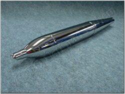 Muffler, Ex. assy. 550mm ( Simson motokolo )