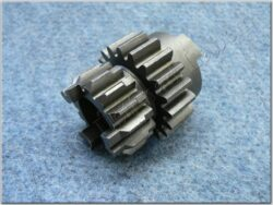 Gear 15/19T., clutch shaft, 4-5.gear  ( ETZ 150 )