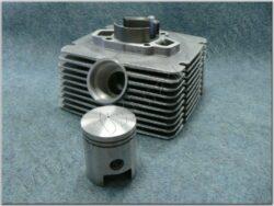 Cylinder assy. 150ccm /cld+piston/ ( ETZ 150 )