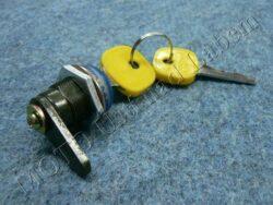 Box lock, 2x key ( MZ )