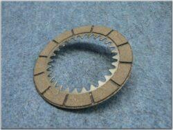 Disk, clutch friction ( ETZ 250 )