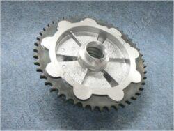 Sprocket wheel driven 48T. ( ETZ 250,251,Kanuni ) - to y.90