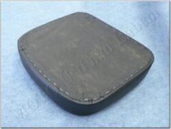 sedlo+opěradlo - černo červené ( Sajda 562 )(670085)