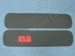 bočnice L+P - černo červené ( Sajda )