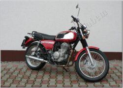 Motocycle Jawa 350 OHC/ 845 red(700055)