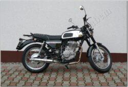Motocycle Jawa 350 OHC/ 845 black(700056)