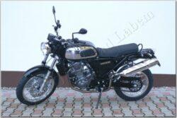 motocykl Jawa 660/ 836-6 Vintage  - černý