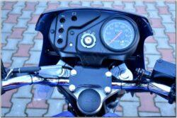 Motocycle Jawa 350/ 640 Style blau - blue(700063)