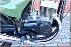 Motocycle Jawa 350/ 640 Military Style(700064)
