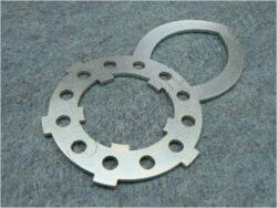 Clutch secured wrench ( Tatran,Manet )