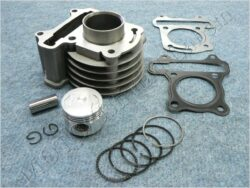 Cylinder assy. 39,00, 4T , pin 13,00 ( GY6 50ccm )