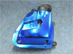 box sání - komplet, modrý ( Yamaha,m.Minarelli )
