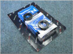 Bearings NTN + Oil seals 18x28x7, 19x30x7 - RMS