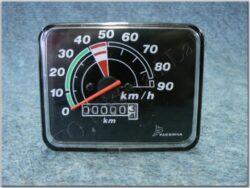 Speedometer 90 km/h ( UNI, scooter, moto.China)