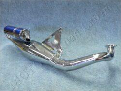 výfuk - V8 ( Yamaha-3KJ, Motowell ) 3KJ-12W