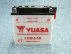 Battery assy. 12V 5,5Ah YUASA 12N5,5-3B ( 138x61x131)