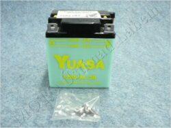 Battery assy. 12V 5,5Ah YUASA 12N5,5A-3B ( 104x91x115 )
