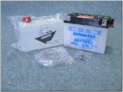 Battery assy. 12V 4Ah Dynavolt YB4L-B ( 121x71x93 )