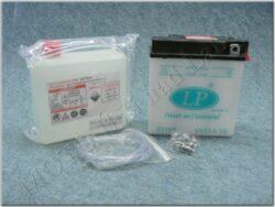 akumulátor 6V 11Ah LP 6N11A-1B ( 122x62x131 )